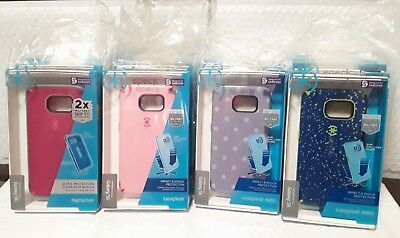 Lot of 16 Speck Samsung Galaxy S6 CandyShell Case New Purple/Pink/Blue