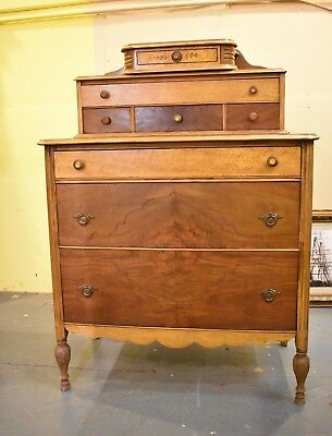 antique birdseye maple bedroom setwilliamsport furniture company