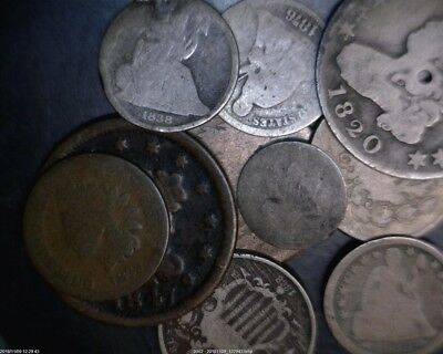 10 Cull Type Coins