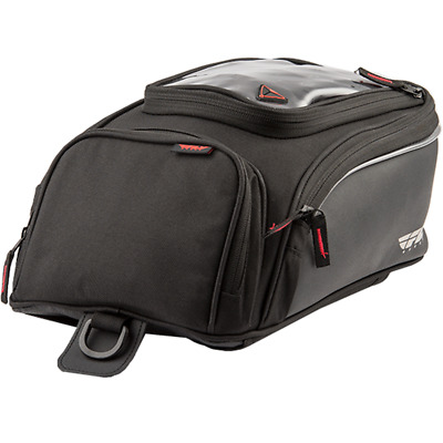 Fly Street Fly Small Motorcycle Tank Bag Black