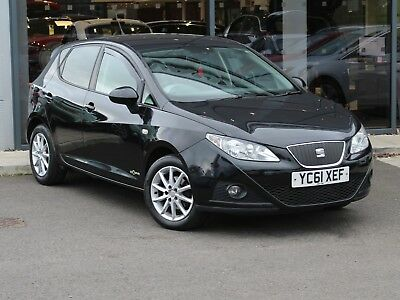 2012 SEAT IBIZA 1.2 TDi CR ECOMOTIVE SE COPA 5dr [AC]- DIESEL - ONLY 86832 MILES