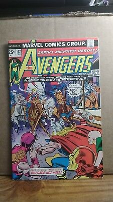 The Avengers # 142 NM Key issue