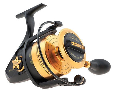 CLEARANCE - Penn Spinfisher V SSV 5500 Reel + Warranty - BRAND NEW IN BOX -