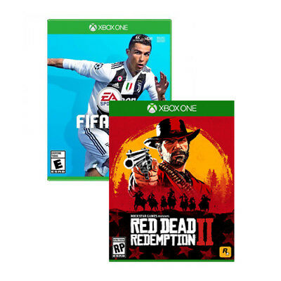 Red Dead Redemption 2 + FIFA 19 - Xbox One