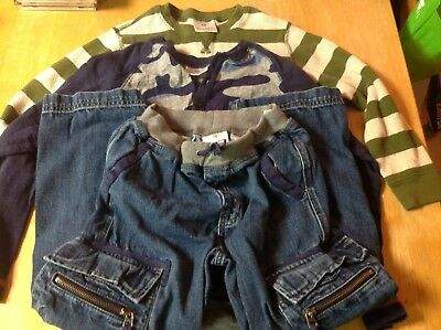 Hanna Anderson Boys Cloths (size 130)Pre Owned