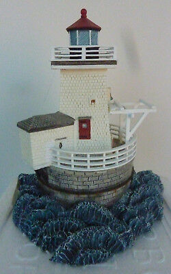 Cold Spring Harbor Lighthouse #533-Harbour Lights Society Exclusive-Seq #6291
