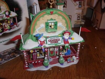 Dept 56 North Pole Series Elfland North Pole General Store