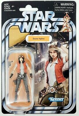 Star Wars The Vintage Collection Doctor Aphra 3 3/4-Inch Action Figure VC129
