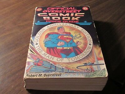The Official Overstreet Comic Book Price Guide 18th Edition Pricing Catalog