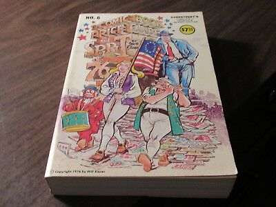 The Official Overstreet Comic Book Price Guide 6th Edition Pricing Catalog
