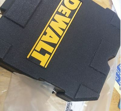 Original DEWALT DW089 Plastic Box only box Laser carry box 100% New Foam Kit Box