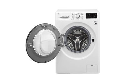 NEW LG WD1275TC5W 7.5kg Front Load Washer