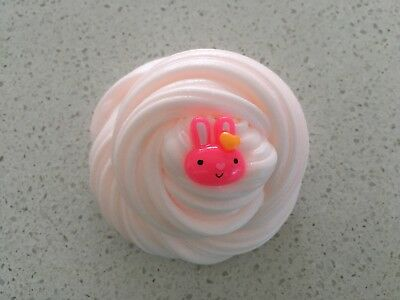 Slime Strawberry Slime Co. Chubby Bunny Slay/ Butter Slime Scented