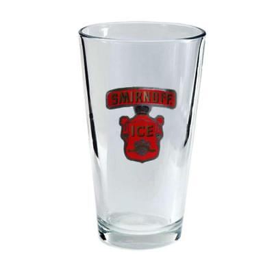 New Officially licensed Smirnoff Ice 16 oz. Pint Glass - Great Gift