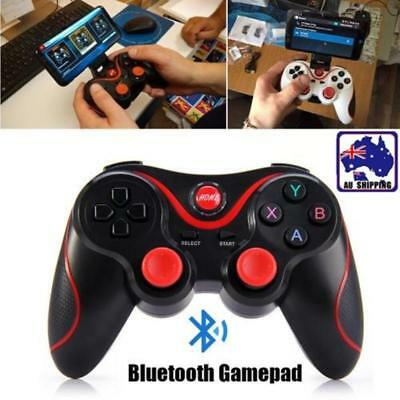Wireless Bluetooth Gamepad Game Controller Joystick For Andriod IOS IPhone PC