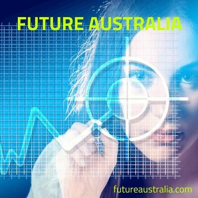 DOMAIN NAME- FutureAustralia.com - Amazing potential across many industries!