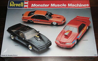 Revell Monster Muscle Machines 1:25
