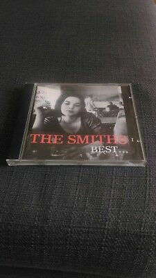 The Smiths - Best of the Smiths, Vol. 1 (1992) morrissey johnny marr