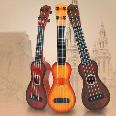 4-String Guitar Ukulele Uke Musical Instrument Kids Children Christmas Gift Toys