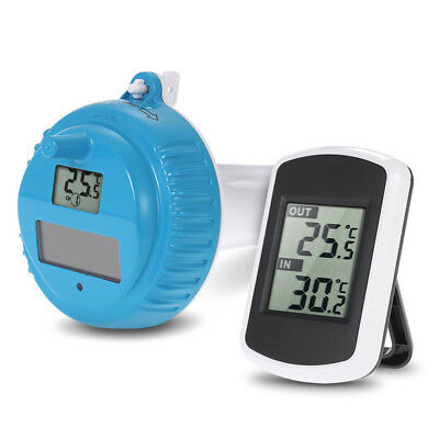 Floating Thermometer Swimming Pool Spa Water Temperature Summer Accessories Tub