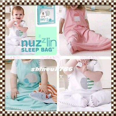 Love To Dream Sleeping Bag -0.2 Tog Luxuriously Soft & Cool For Baby Nursery BN