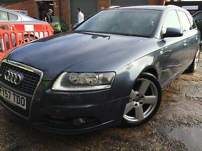 57 Audi A6 Avant 2.0 Tdi S Line Auto, Leather, 7 Stamps *spares/repairs*
