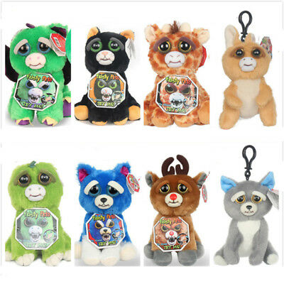 Feisty Peluche Peluche Fashion Pets Animal Horror Nuovo giocattolo bf7Y6gyv