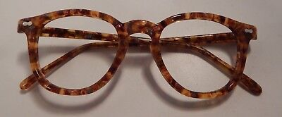 Vintage May Optical Co. Classic 50's Shape Color 4 46/22 Eyeglass Frame NOS