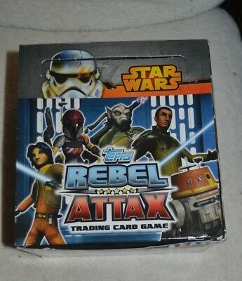 Rebel Attax - Star Wars - Display (46 Booster)