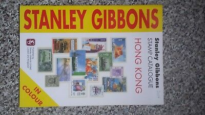 Stanley Gibbons Hong Kong Stamp Catalogue – 2007 2nd edition