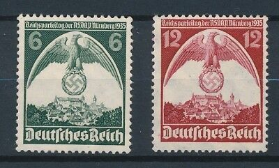 [123737] Germany 1935 good set of stamps very fine MNH