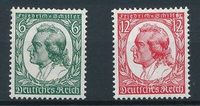 [123748] Germany 1934 good set of stamps very fine MNH $130
