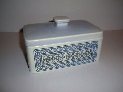 Hornsea - Tapestry - Butter Dish