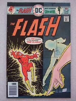 The Flash #242  featuring The Electric Gang. VFN