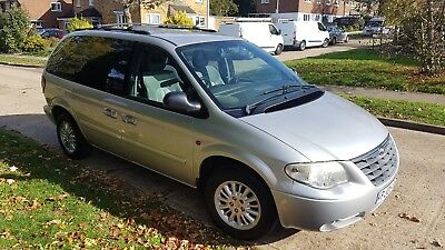 Chrysler Voyager 2.8crd - Cam belt snapped whilst driving - Spares or repair