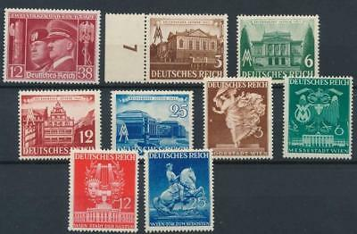 [124250] Germany good lot of stamps very fine MNH