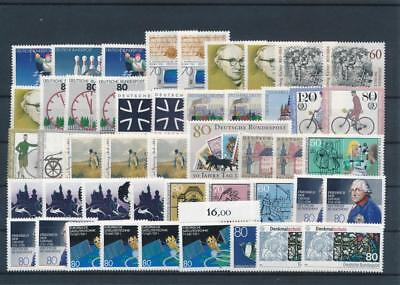 [G129303] Germany good lot of stamps very fine MNH