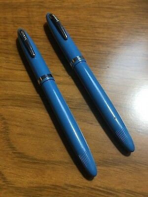 Lot of Two Vintage Sheaffer Fountain Pens