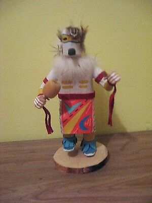 Native American Kachina Doll Milland LamaHema Jawllaa Yazzi