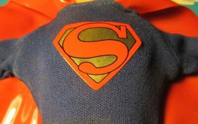 Captain Action Superman Replacement Chest Decal Ideal