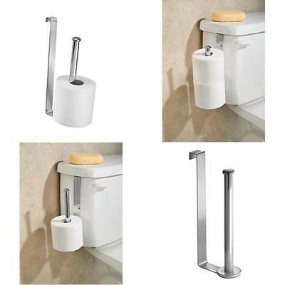 Bathroom Over Tank Toilet Paper Holder Double Roll Tissue Paper