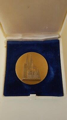Allianz Medaille, RING DER GROSSAQUISITEURE 1980, ZN KÖLN