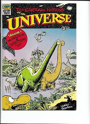Cartoon History of the Universe #1, First Printing (1978, Rip Off Press)