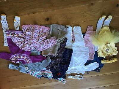Girls clothes bundle 3-6 months. John Rocha, Mini Club, Next and Gap