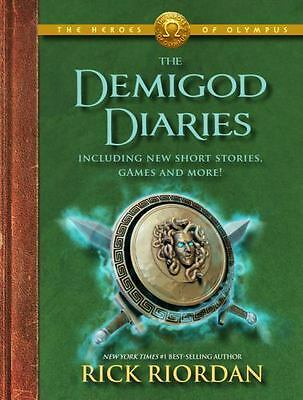 NEW - The Demigod Diaries (The Heroes of Olympus) by Riordan, Rick