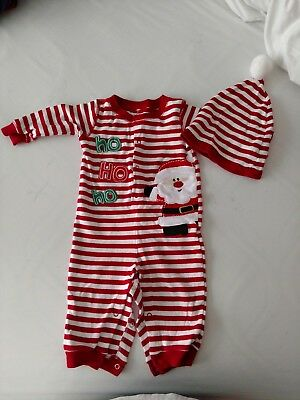 Koala Baby, Christmas Outfit, Size 12 M