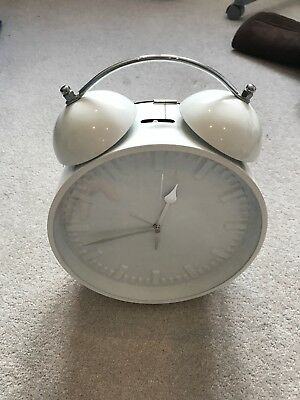 Next Oversized Alarm Clock (battery). Battery Included