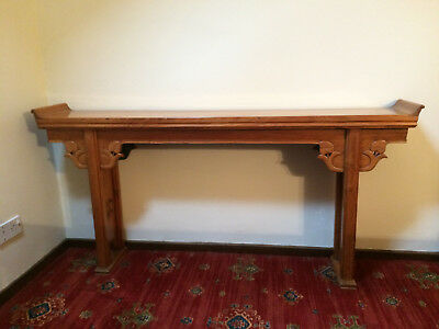 Chinese Antique Sideboard, Altar Table