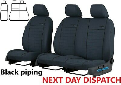 Ford Transit Connect Van 2+1 2014 Onward Fabric Seat Covers Made To Measure