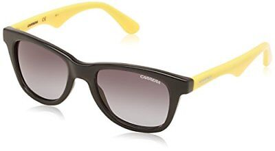 (TG. 46) Nero (Dark Grey Yellow) Carrera Unisex - Bambini CARRERINO 10 HD (YLX)